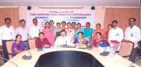 Inauguration of the Centre for Health Psychology