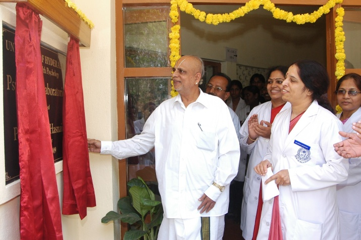 Inaugural ceremony of the Centre's building